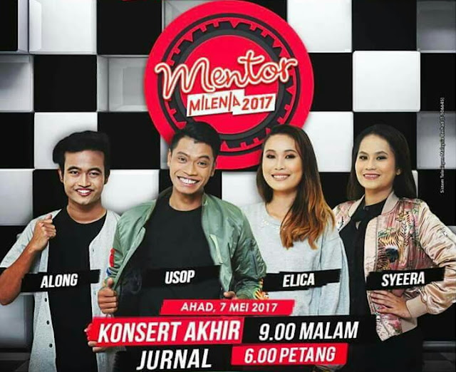 Live Streaming Mentor Milenia 2017 Final Online