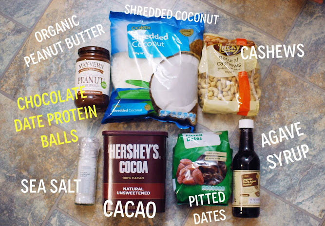 Chocolate Date Protein Bliss Health Recipe Food Blog