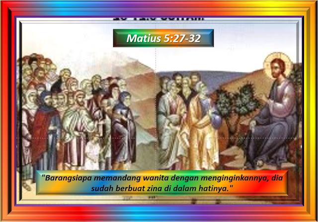 Matius 5:27-32
