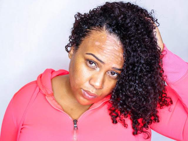 Up North Naturals Curl Ease Styling Lotion and Healthy Edges Smoothing Gel Review
