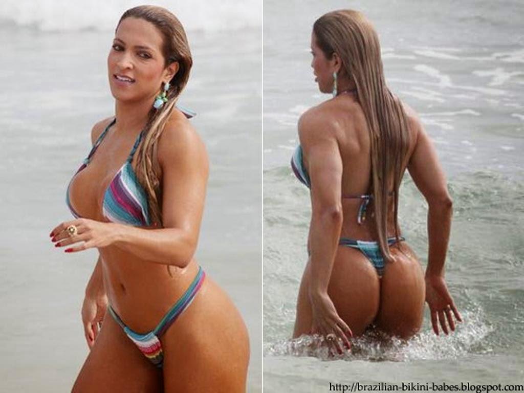 Brazilian Bikini Babes-7755