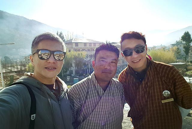 Bhutan people