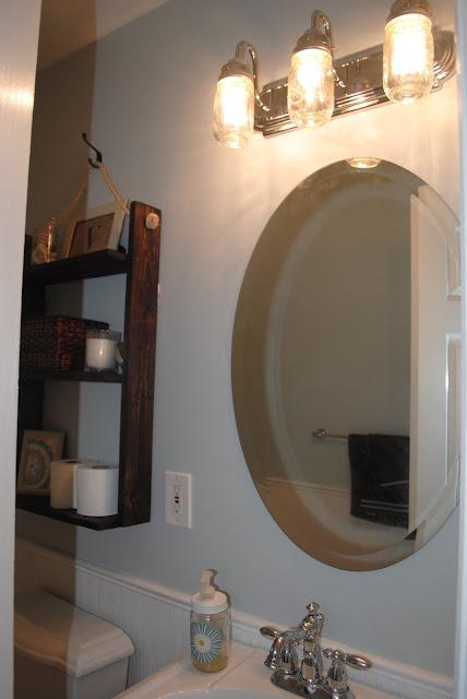 Small bathroom upgrades