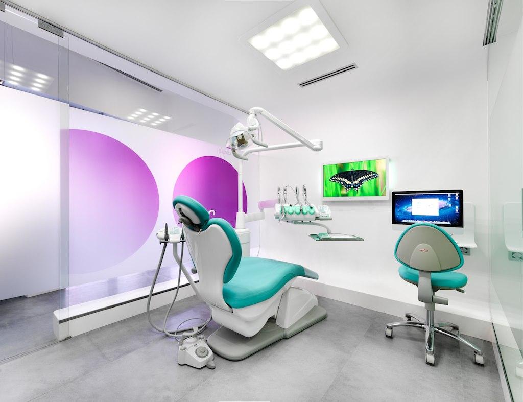 Decoraci n en un cl nica dental top deco - Decoracion clinica dental ...