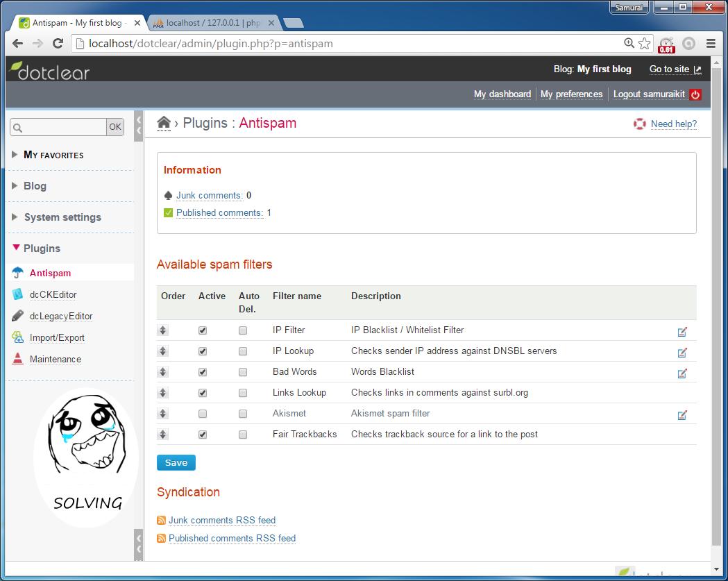 Eng/index.php/trackback - Enjoy Dotclear 2 9 1 Blog Software