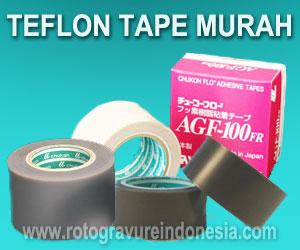 Jual Teflon Tape Isolasi Tahan Panas