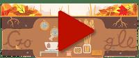 Equinozio d'autunno: doodle di Google