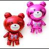 Balon Foil Karakter Teddy Bear Kecil