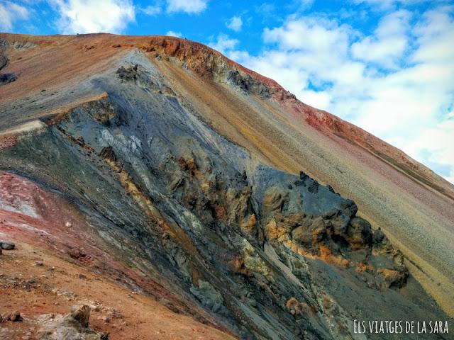 Dia 2: Excursió a Landmannalaugar, les muntanyes de colors de Islàndia!