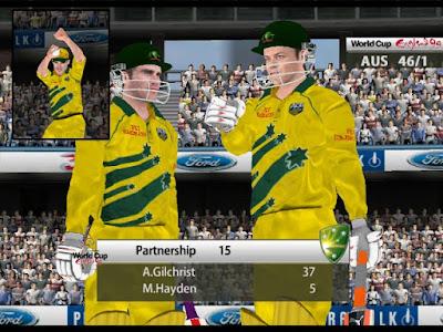 Download EA Sports Cricket 2004 Game Setup