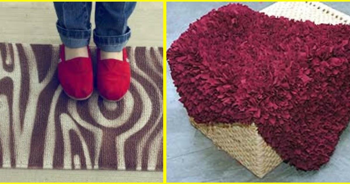 C mo hacer alfombras a mano cositasconmesh for Alfombras nudos hechas mano