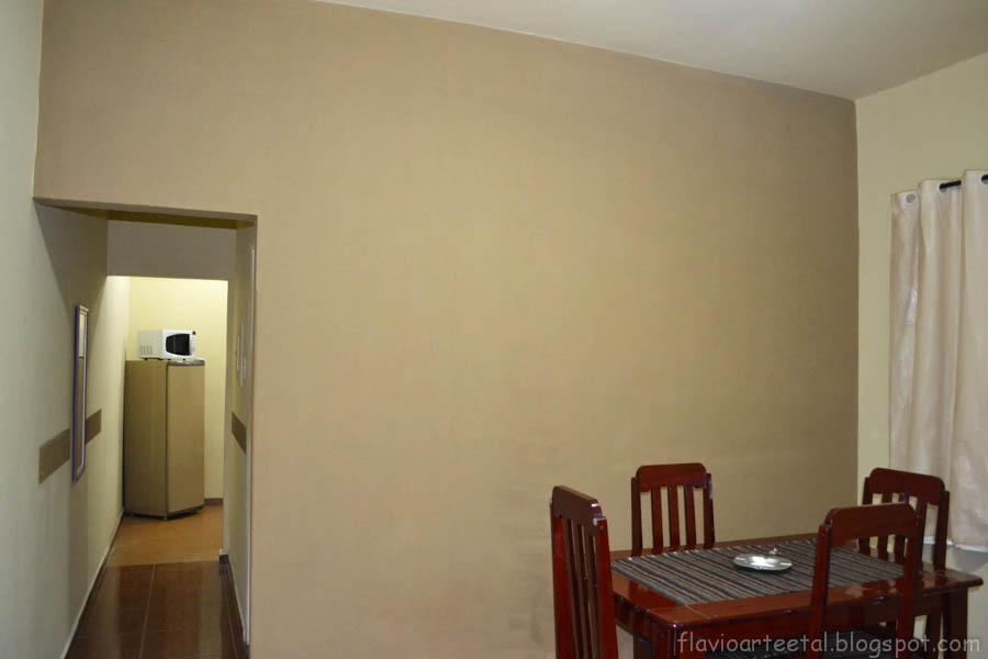 Flvio arte e tal Pintura em residncia Sala de estar  Pintura decorativa e textura Flvio Moreno  24 8809 7789 flavioarthotmailcom Volta