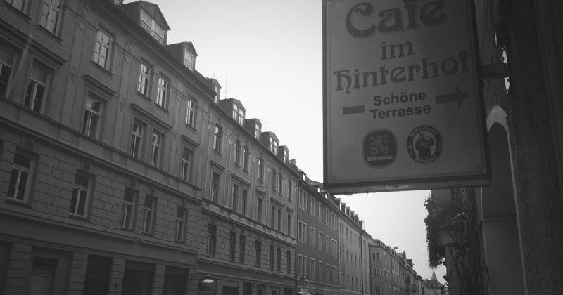 Al S Blog Cafes In Munchen Haidhausen Cafe Im Hinterhof