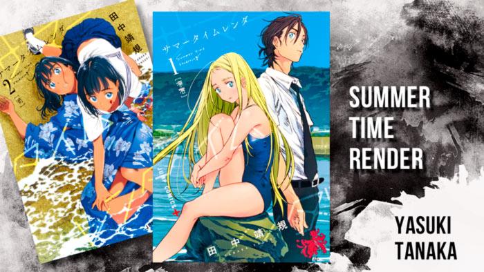 Summer Time Render - Yasuki Tanaka