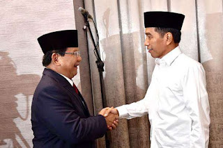 Joko Widodo dan Prabowo Subianto - Foto: ANTARA