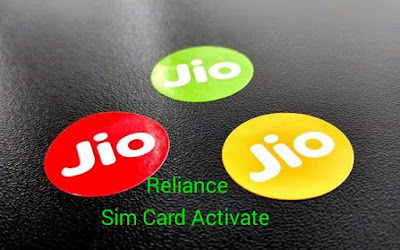 Reliance Jio Sim Card Ko Kaise Activate Kare