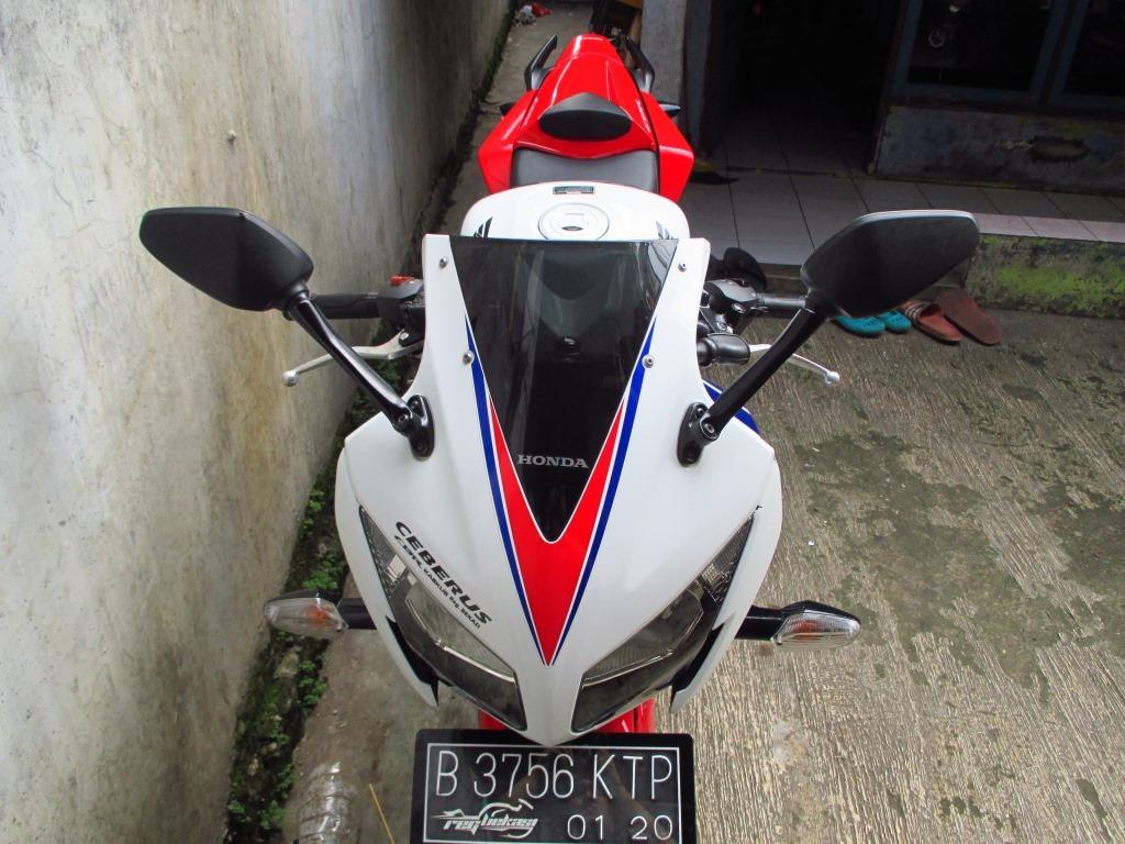 DIJUAL CBR BEKAS Honda CBR 150R K45 Pajak Panjang