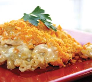 Chuck's Favorite Mac and Cheese Recipe
