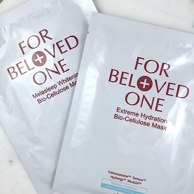 For Beloved One Melasleep Whitening Bio-cellulose Mask: A quick review