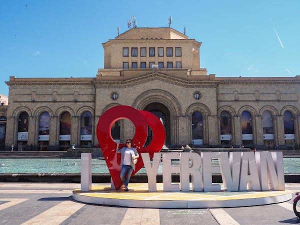 ARMENIE | YEREVAN, UNE CAPITALE ENTRE MODERNITE ET TRADITIONS