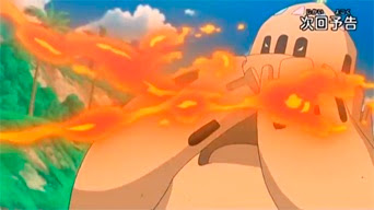 Pokemon Sol y Luna Capitulo 22 Temporada 20 La escalofriante búsqueda de una pala