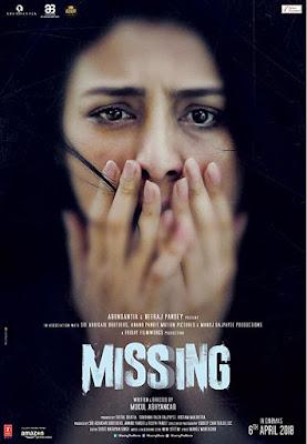 Missing 2018 Hindi PRE-DVDRip 480p 300MB