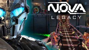 N.O.V.A Legacy Mod Apk