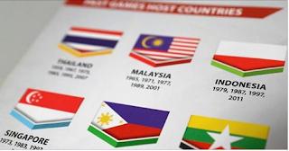 Kesalahan Gambar Bendera Indonesia di Buku Panduan SEA Games, Malaysia Mohon Maaf