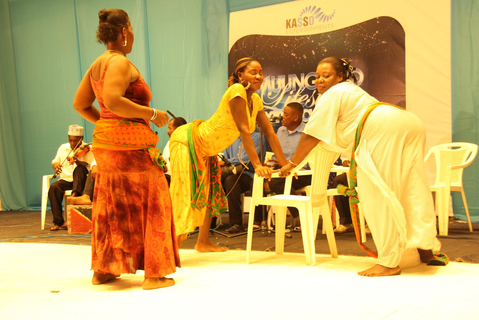 This Is Baikoko A Tradtional Dance From Tanga As Played