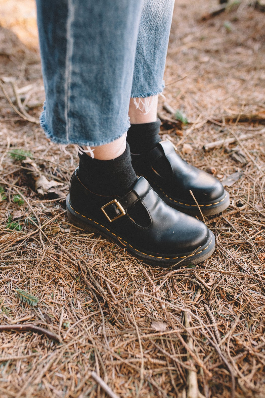 Dr Martens Mary Jane Shoes