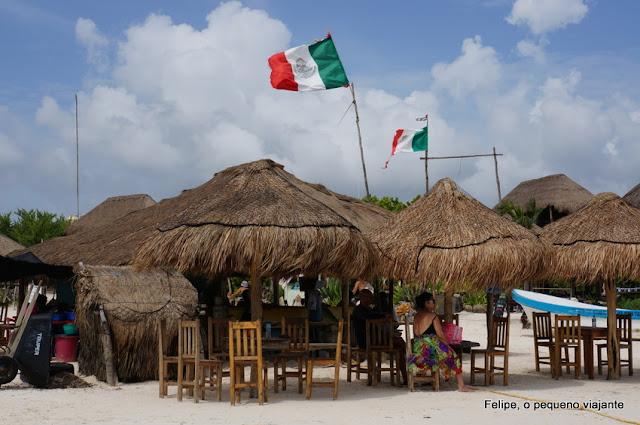 Playa Paraiso Tulum México