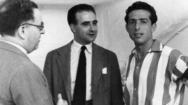 El Málaga recuerda la despedida de Pedro Bazán