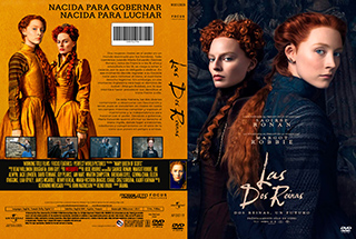 Mary Queen of Scots - Las dos reinas - Cover - DVD
