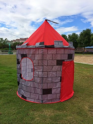 Pretend Playhouse Castle Tent