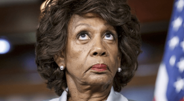 Congresswoman Maxine Waters Named To Time's 100 Most Influential People