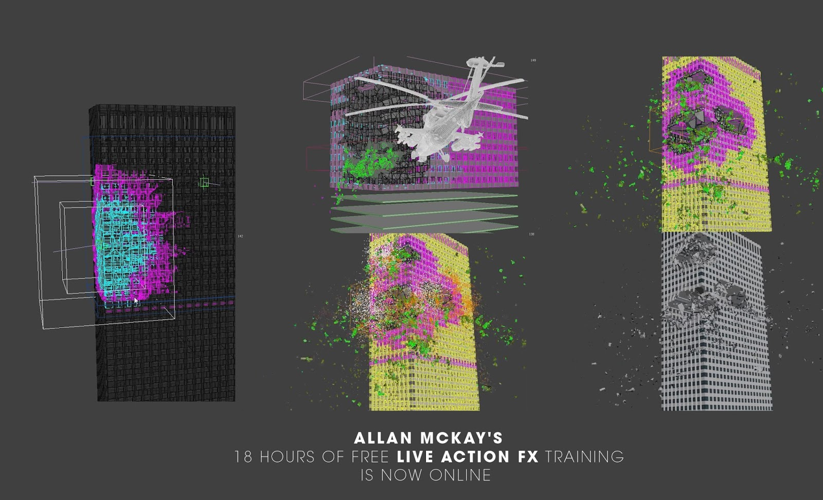 Allan Mckay S 18 Hours Of Free Live Action Fx Training Is Now Online