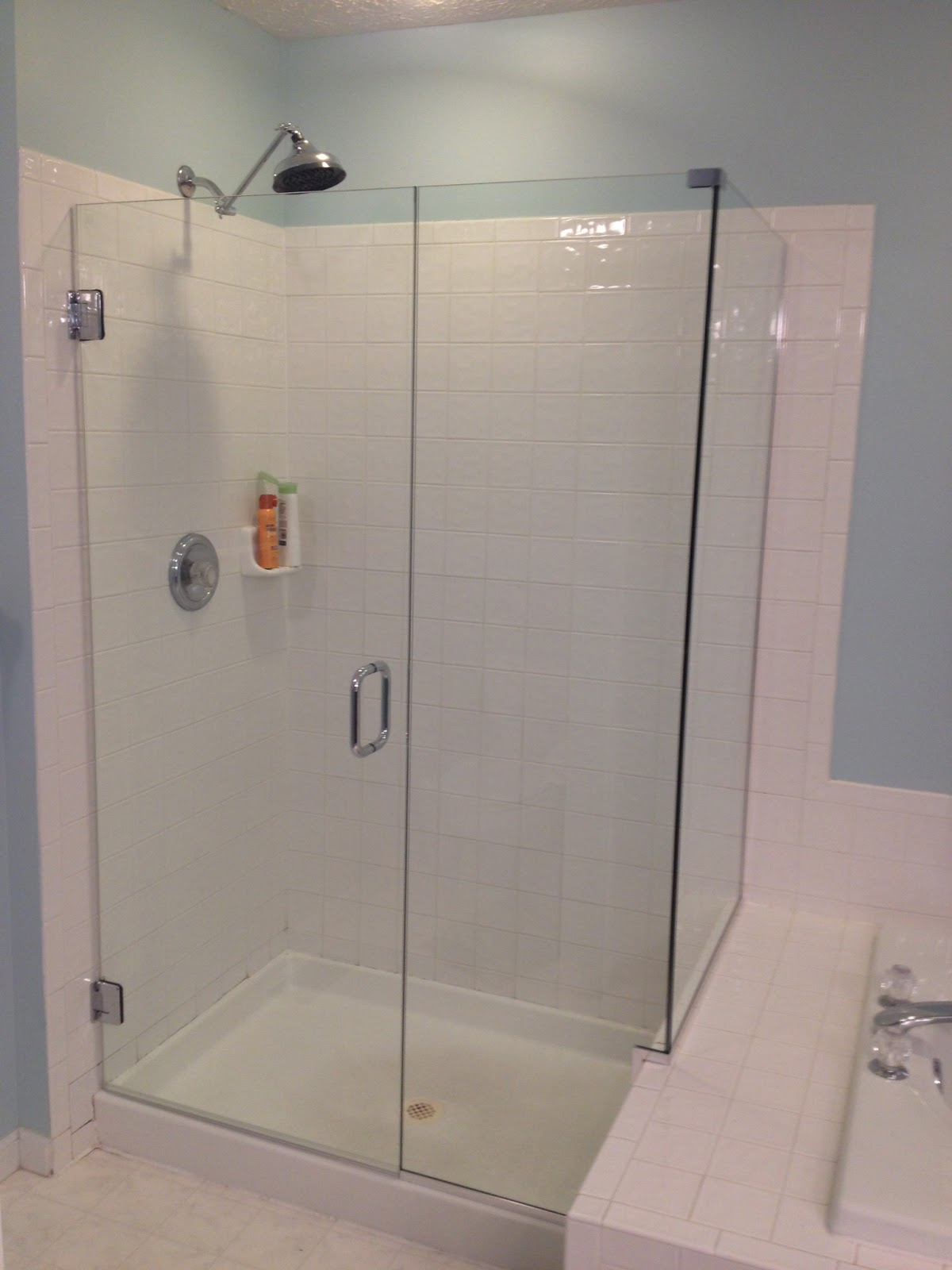 How much does a Frameless Shower Door Cost?