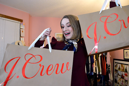 My Favourite Clothing Finds From 2018 | Huge J.Crew Haul | Classically Contemporary
