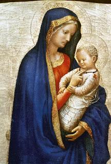 Resultado de imagem para maria e o menino jesus