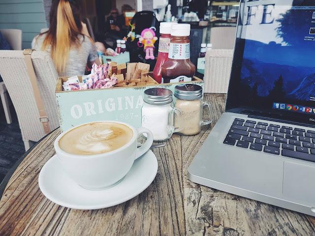 rest - cafe time