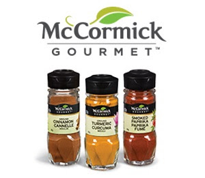 McCormick Gourmet Herbs and Spices Coupon