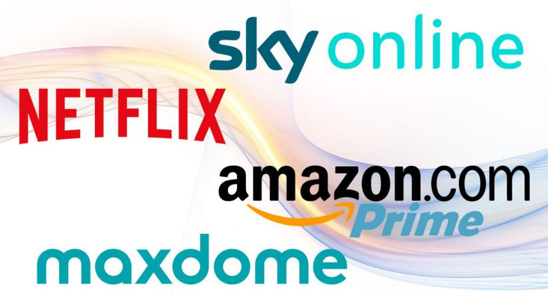 Video Streaming Dienste Vergleich