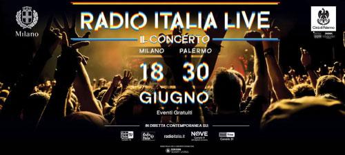 Concerto Radio Italia Live 2017 Milano