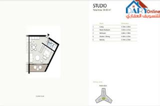 حصريا أول صور لمشروع أبراج زيد ZED «ساوريرس» بالشيخ زايد وتفاصيل تقسيمات الشقق