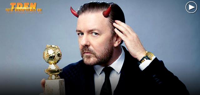 Ricky Gervais, va prezenta pentru a patra oară gala de decernare a premiilor Globul De Aur 2016