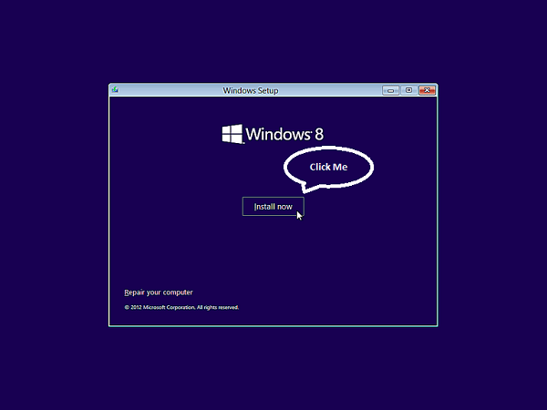 How to install windows 8.1 in PC