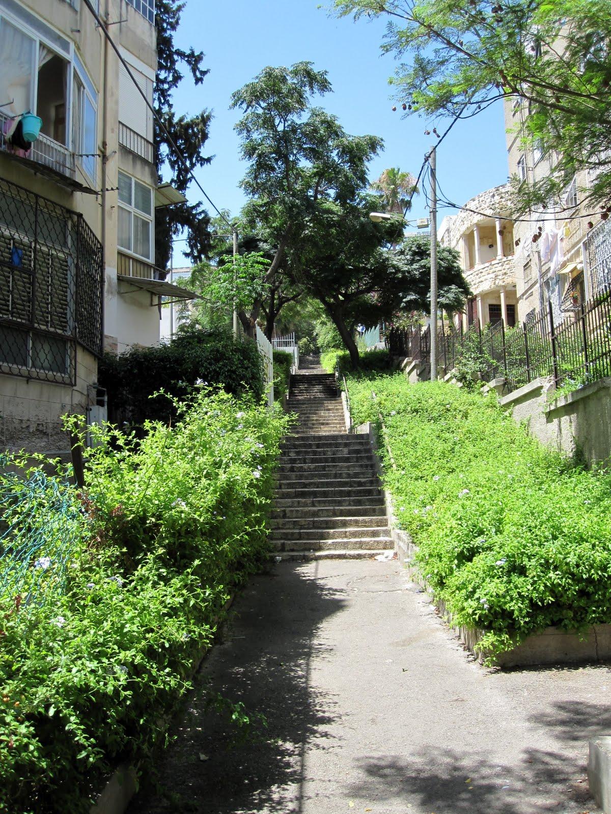 haifa streets
