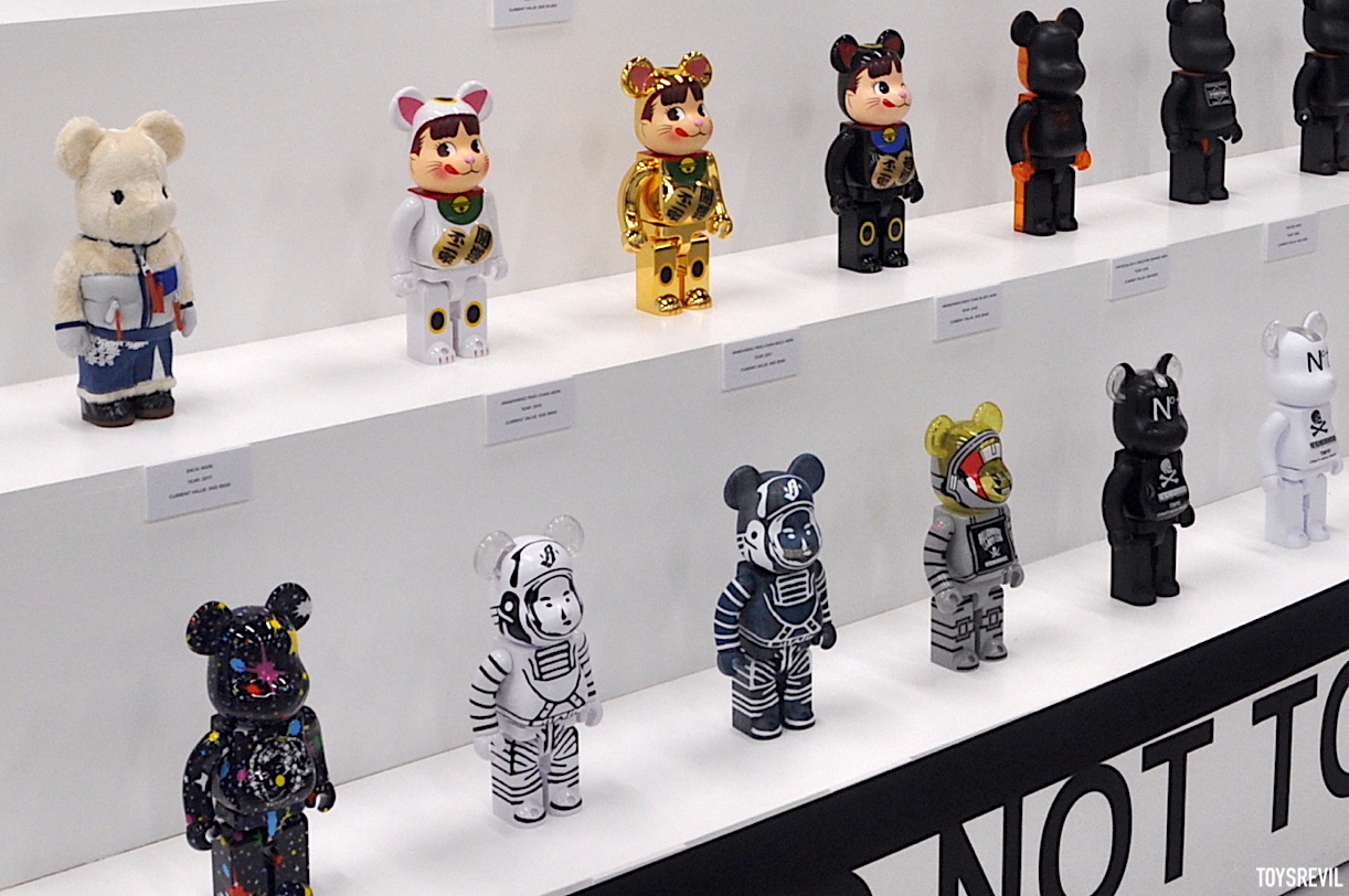 43cdf20d BEARBRICKS has become the defacto lifestyle status collectible, with its  licensed hypebeast brands and pop culture recognisable characters, and  generally ...