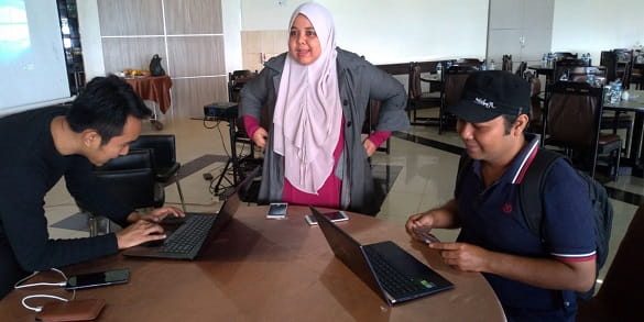 ASUS Blogger Gathering 2019 Bengkulu