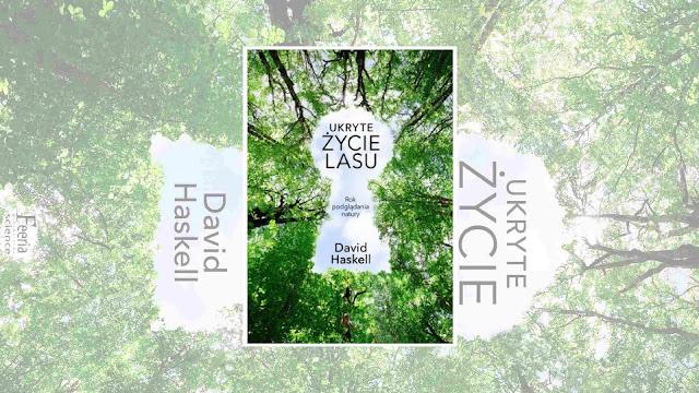 "David Haskell ""Ukryte życie lasu. Rok podglądania natury"" / recenzuje Marta Szloser"
